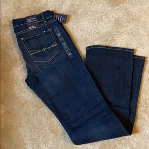 NWT! Tommy Hilfiger bootcut jeans!